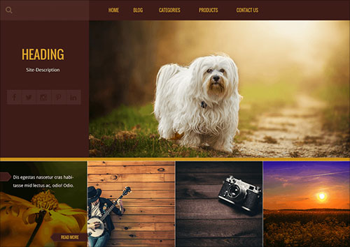 Kurama-stylish-wordpress-theme-for-creative-websites