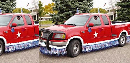 Patriotic-Truck-Kit