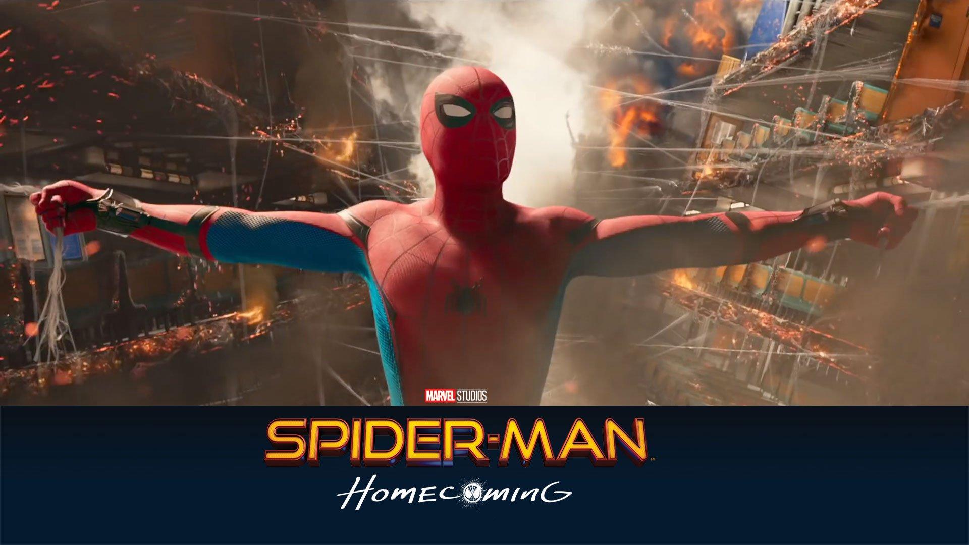 Spider Man 2017 Spider-Man: Homecoming...
