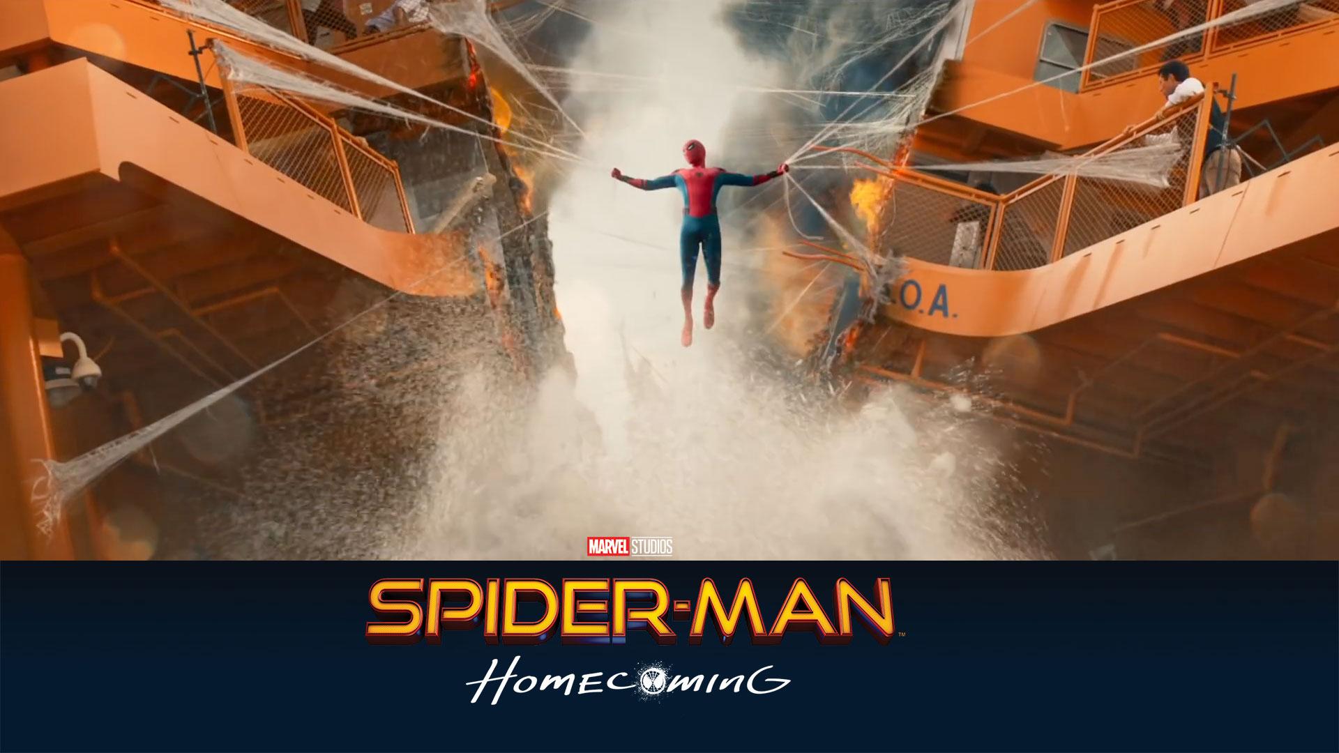 Marvel'-s Spider-Man PS4 E3 2017 HD desktop wallpaper : Widescreen ...
