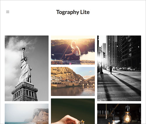Tography-beautiful-minimalistic-photography-WordPress-theme