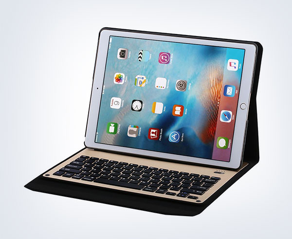 10 best ipad pro 9 7 12 9 keyboard case you should not miss designbolts. Black Bedroom Furniture Sets. Home Design Ideas