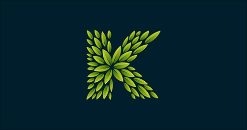 k-Creative-Logo-Design