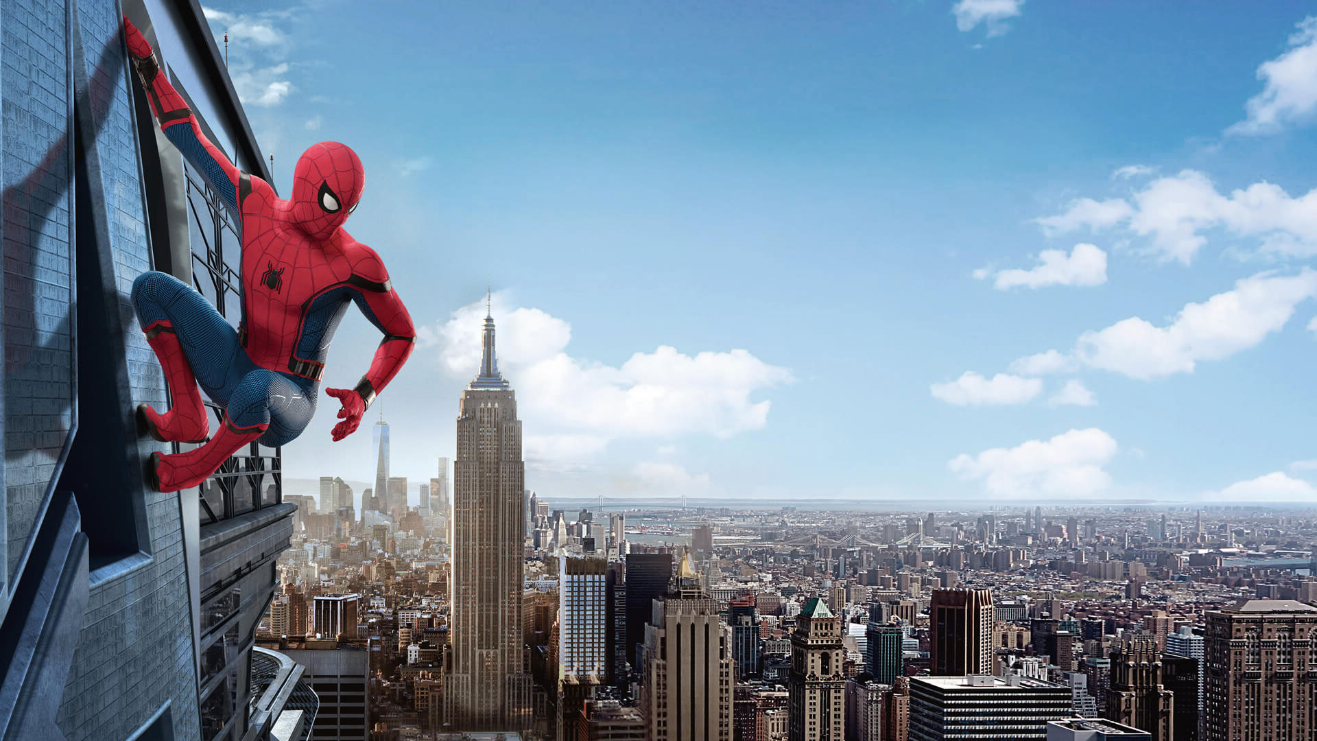 Spiderman Homecoming Movie 2017 Wallpaper Hd