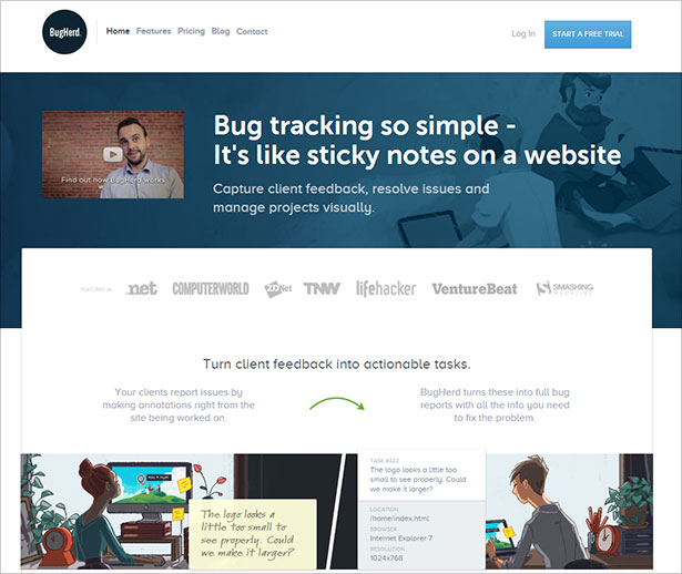 10-Bug-Herd-Bug-Tracking