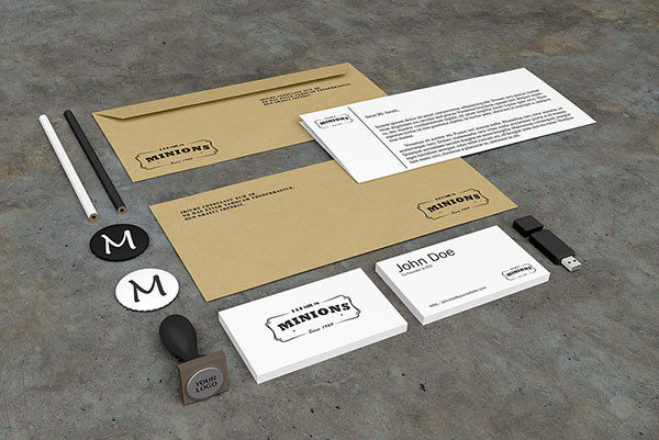 Best-Free-Stationery-Mockup-PSD-file
