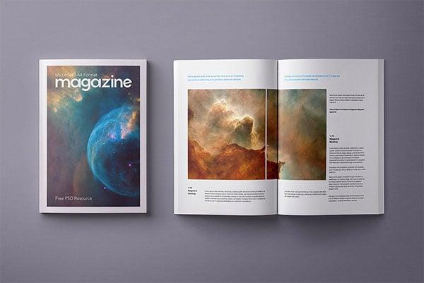 Free-A4-Magazine-Mockup-PSD