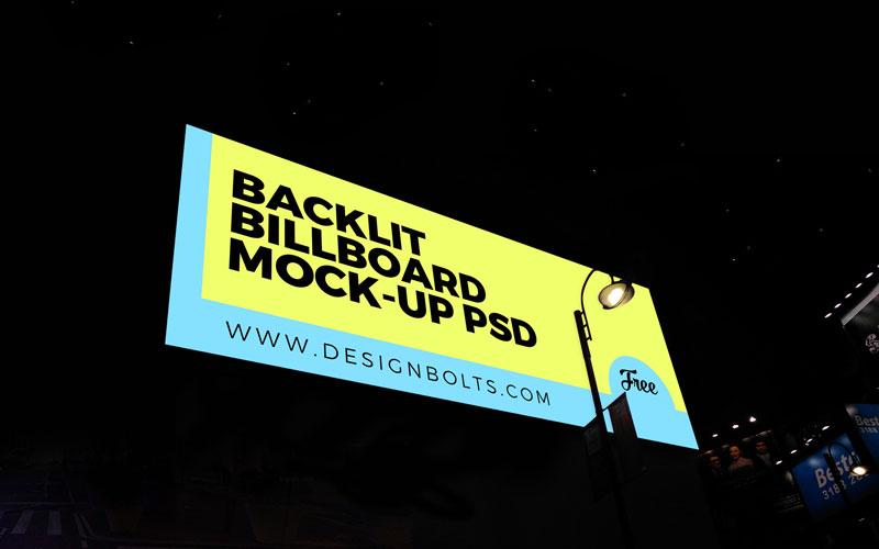 Free-Nightview-Backlit-Billboard-Mockup-PSD