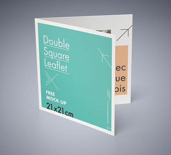 Free-Square-Bi-Fold-Brochure-Mockup-PSD-file-4