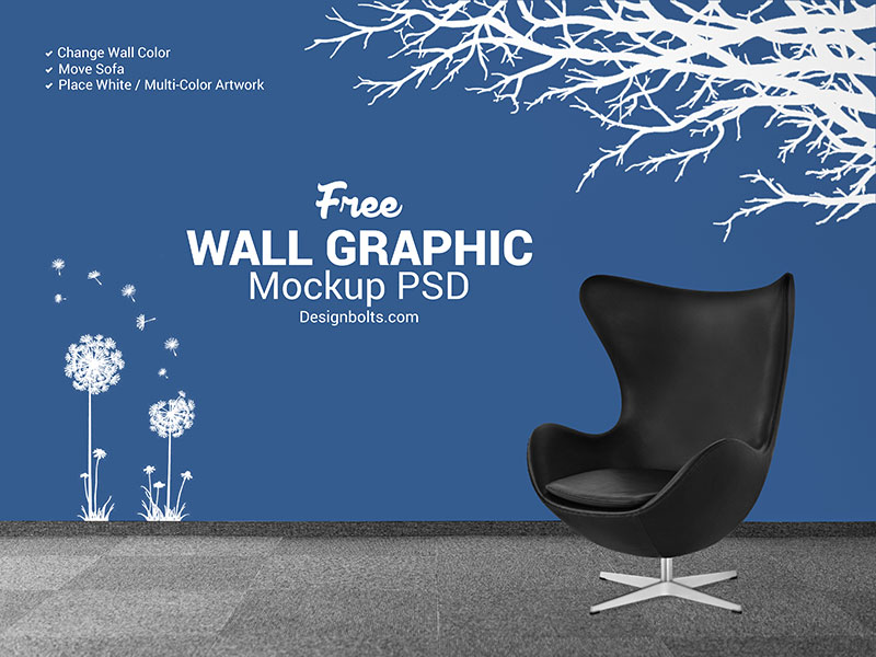 Free-Wall-decal-Sticker-Mockup-PSD