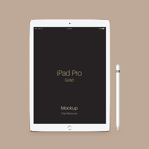 Free-iPad-Pro-Space-Gray,-Silver-&-Gold-Mockup-PSD-Files