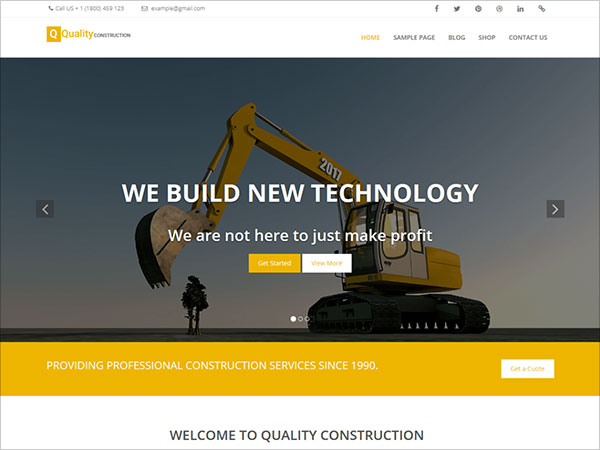 Quality-Construction-attractive,-modern,-easy-to-use-responsive-WordPress-theme-may-2017