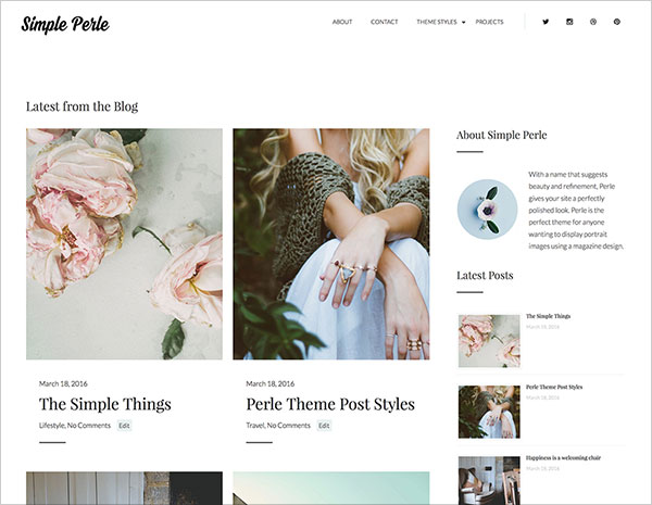 Simple-Perle-perfect-for-portfolio-Images-Projects