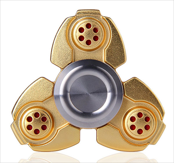 T-PERFECT-LIFE-New-Style-Fidget-Toy-UFO-Shape-Stress-Reducer-Hand-Spinner