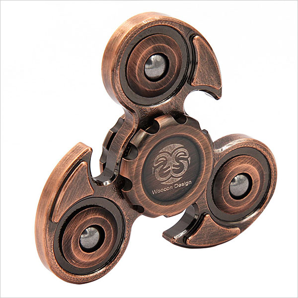 Woocon-Fidget-Spinner-Antique-Eagle-Adult-Fidget-Toy-Hand-Spinner