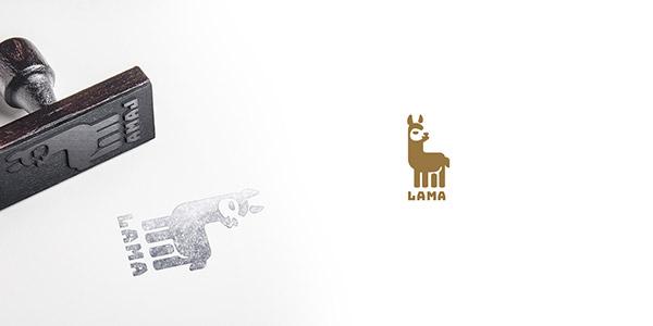 lama-logo-design