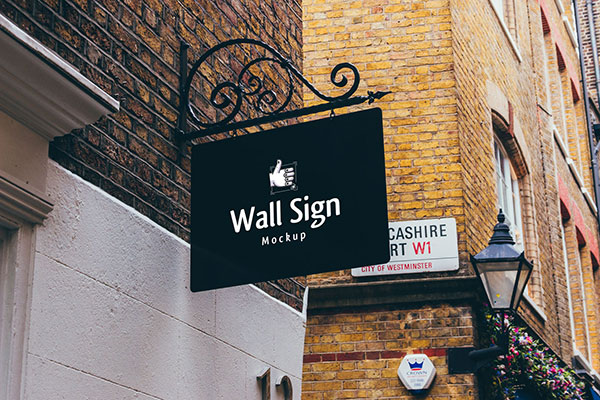 2-Beautiful-Free-Wall-Signage-Mockup-PSD-Files