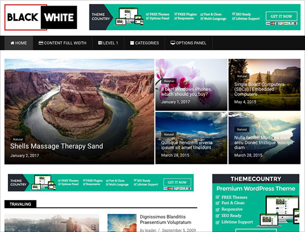 Black-White-WordPress-Magazine-Theme-2017