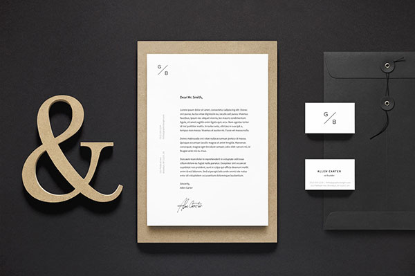 Free-A4-Letterhead-Business-Card-Stationery-Mockup-PSD-File