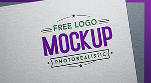 Free-Fully-Customized-Engraved-Logo-Mockup-PSD-File