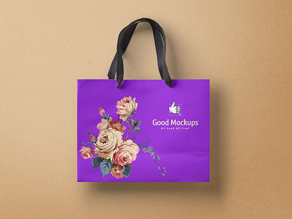 Free-High-Quality-Paper-Shopping-Bag-Mockup-PSD