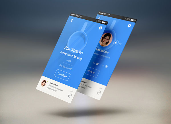 Free-Mobile-App-Screens-Presentation-Mockup-PSD