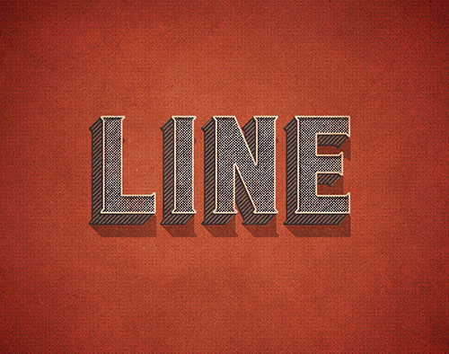 Grunge-Retro-Text-Effect-in-Adobe-Photoshop