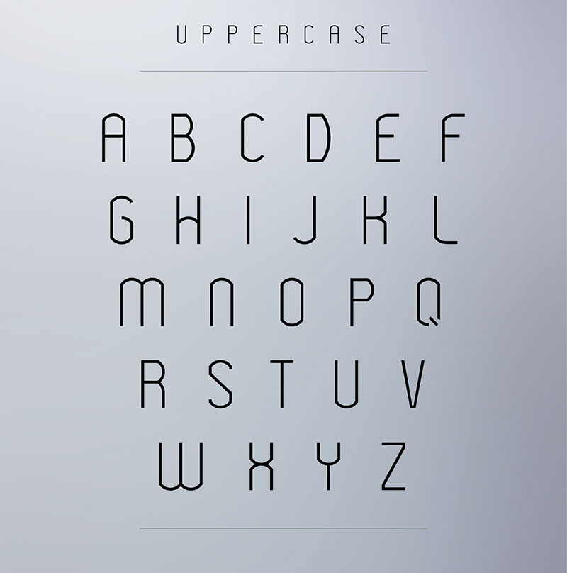 Modeka-Free-Modern-Thin-Font-download-2