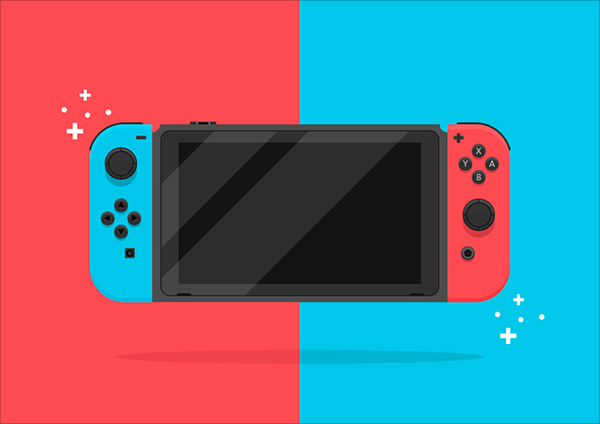 Nintendo-Switch-in-Adobe-Illustrator