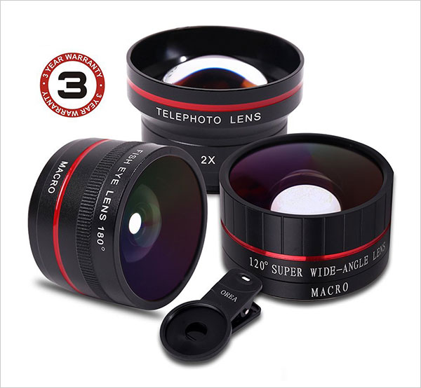 Phone-Camera-Lens-OREA-4-In-1-Phone-Lens-Clip