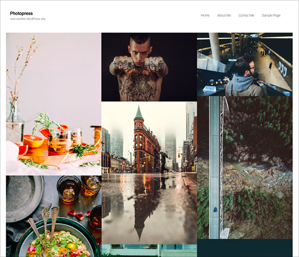 Photopress-simple-WordPress-theme-for-Photographers,-designers-and-creative-professionals