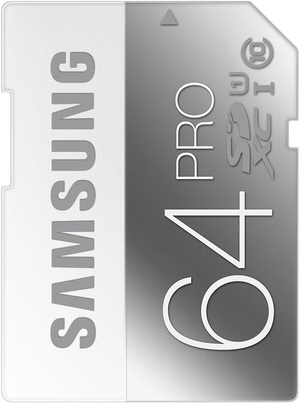 Samsung-64GB-PRO-SDXC-Memory-Card---Class-10