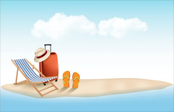 Summer-Vacation-Background-in-Adobe-Illustrator