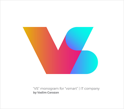 A Treat to Watch Modern 20+ Logo Design Ideas by Vadim Carazan