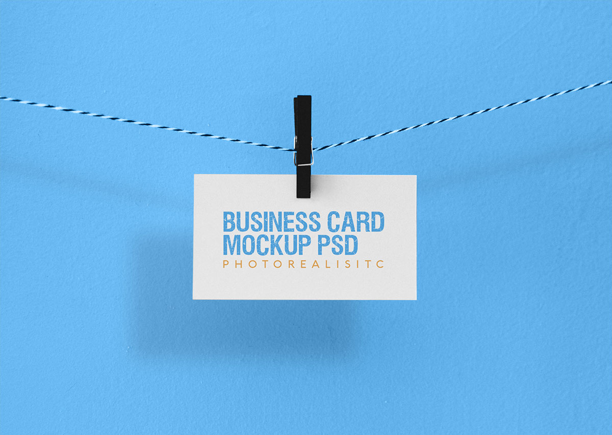 Free-Stylish-Photorealistic-Business-Card-Mockup-PSD-4