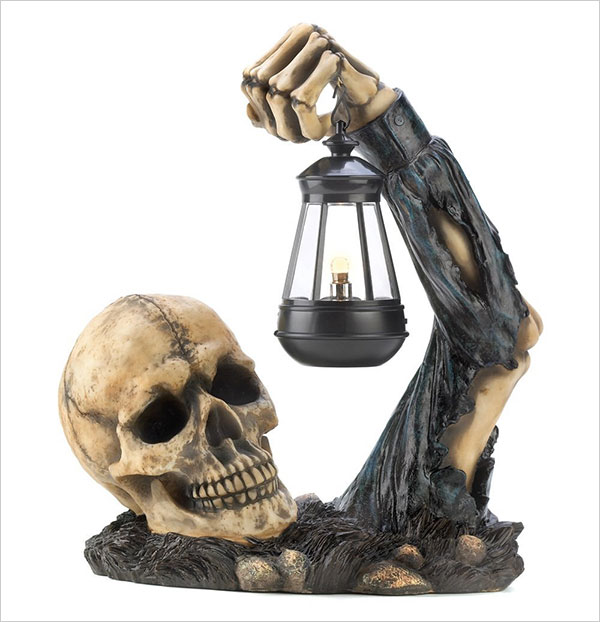 Gifts-&-Decor-Sinister-Skull-with-Lantern-Halloween-Party-Decoration