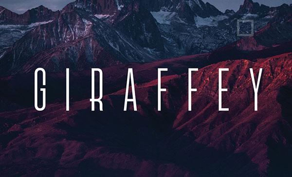Giraffey-Free-Font-download