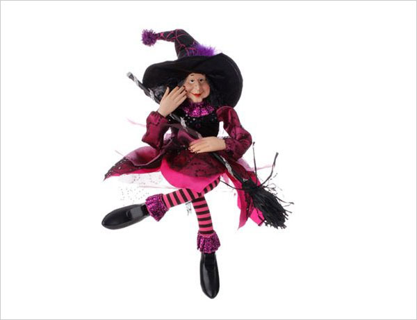 Halloween-Decoration-20-Inches-Sitting-Witch-Purple