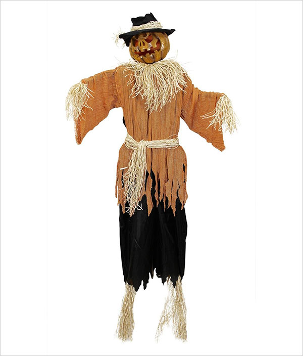 Lighted-and-Animated-Creepy-Jack-o'-Lantern-Scarecrow-Halloween-Decoration