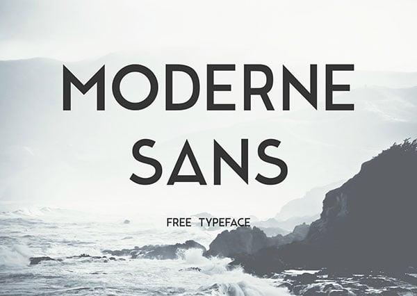 Moderne-Sans-Free-Sans-Serif-Typeface-Download
