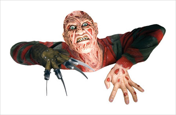 Rubie's-68366-The-13th-Friday-Freddy-Krueger-Grave-Walker-Decoration