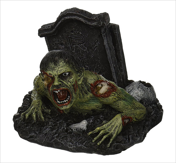 Zombie-Hand-Painted-Cold-Cast-Resin-Name-Card-Holder