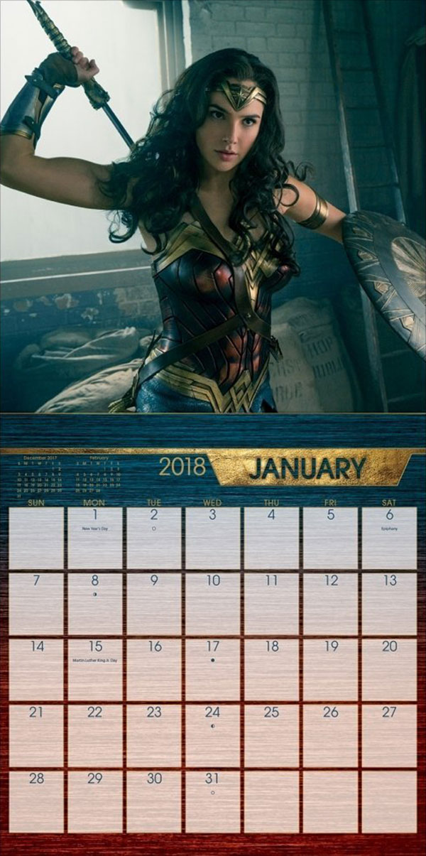 2018-Wonder-Woman-Wall-Calendar-3