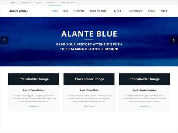 Alante-Blue-free-version-of-the-multi-purpose-professional-theme