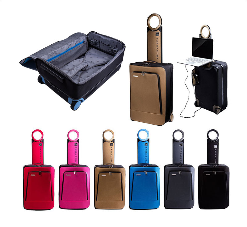 Barracuda-Smart-Collapsible-Carry-on-Luggage