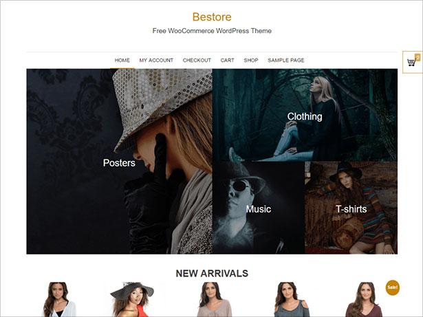 Bestore-lightweight,-very-fast,-clean-responsive-WooCommerce-WordPress-theme-August-2017