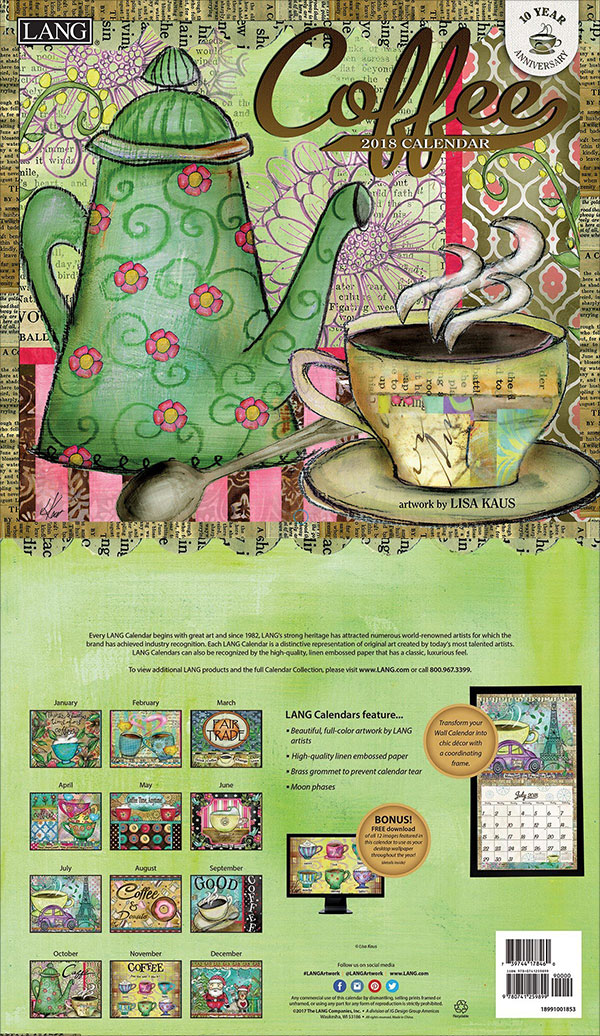 Coffee-2018-Buy-Wall-Calendar