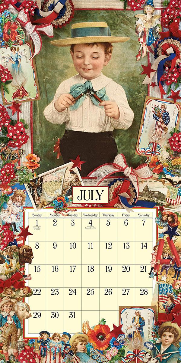 Cynthia-Hart's-Victoriana-Wall-Calendar-2018-3