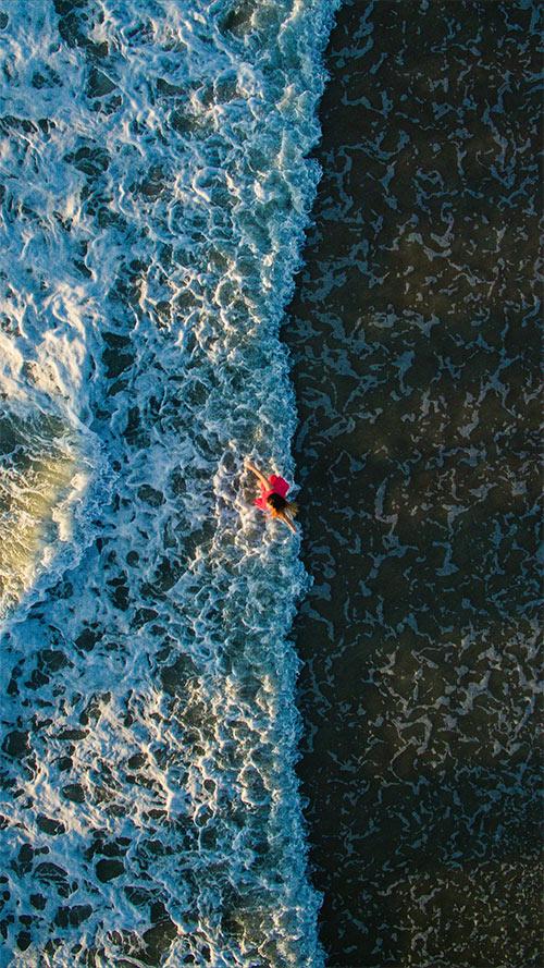 Drone-Nature-Apple-iPhone-7-Plus-&-Xiaomi-MiUI-9-Wallpaper-(3)