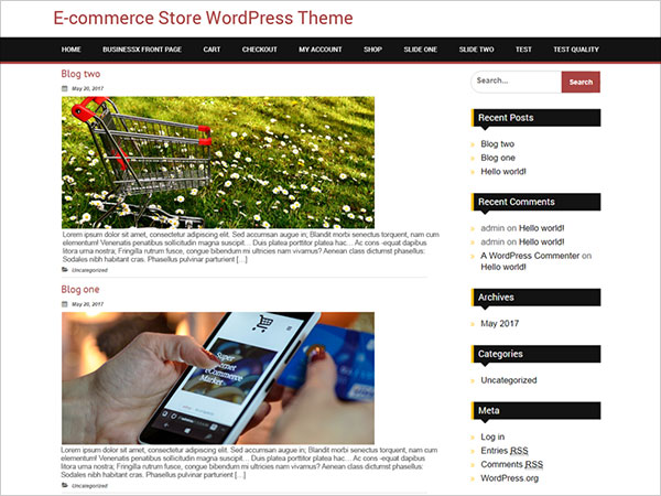 Ecommerce-Store-Free-WooCommerce-WordPress-theme-2017